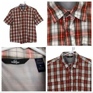 ExcCond Wrangler Light Feel Short Sleeve Shirt XL